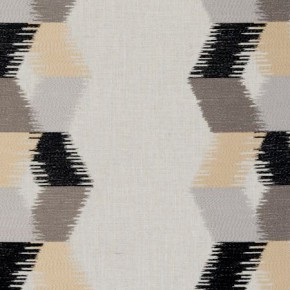 Clarke and Clarke South Beach Inca Natural Curtain Fabric