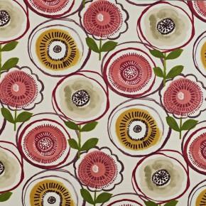 Prestigious Textiles Java Indah Berry Curtain Fabric