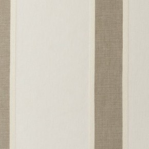 Clarke and Clarke Natura Sheers Isola Ivory Curtain Fabric