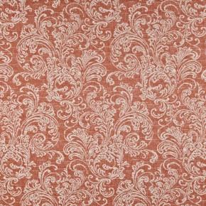 Prestigious Textiles Devonshire Ivybridge Paprika Curtain Fabric