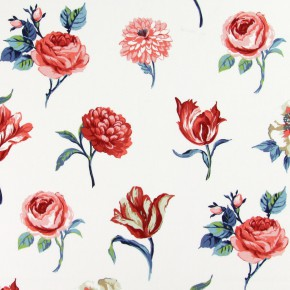 Prestigious Textiles Blossom Juliette Ruby Made to Measure Curtains