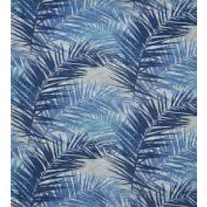 Canopy Jungle Indigo Curtains