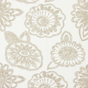 Prestigious Textiles Clover Juno Chalk Made to Measure Curtains