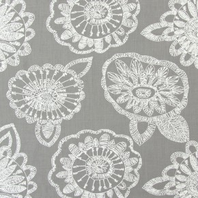 Prestigious Textiles Clover Juno Smoke Made to Measure Curtains