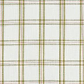 Avebury Kelmscott Olive Curtain Fabric