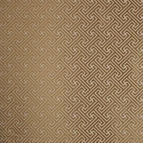 Prestigious Textiles Metro Key Gilt Curtain Fabric