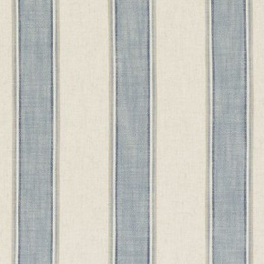 Clarke and Clarke Fairmont Kinburn Denim Curtain Fabric