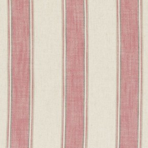 Clarke and Clarke Fairmont Kinburn Raspberry Curtain Fabric