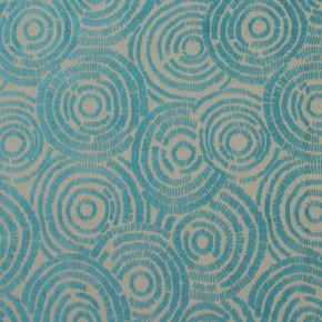Mezzo Koko Aqua Made to Measure Curtains