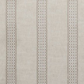 Clarke and Clarke Global Luxe Lali Oatmeal Roman Blind