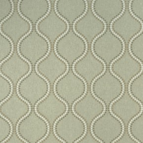Clarke and Clarke Halcyon Layton Dove Curtain Fabric