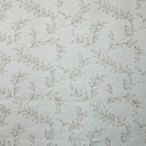 Prestigious Textiles Perception LeafTrail Natural Curtain Fabric