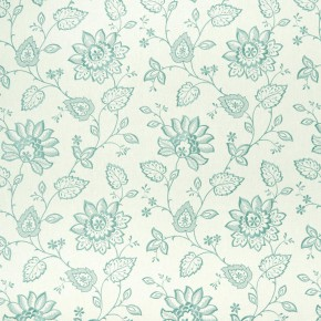 Clarke and Clarke Halcyon Liliana Duckegg Curtain Fabric