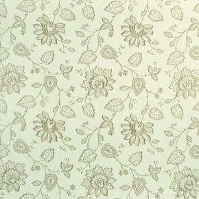 Clarke and Clarke Halcyon Liliana Linen Curtain Fabric