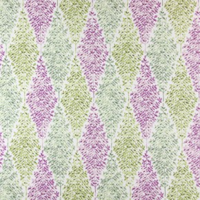 Soleil Limogues Orchid Curtain Fabric