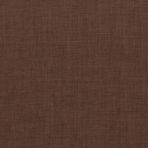 Clarke and Clarke Linoso Chestnut Made to Measure Curtains