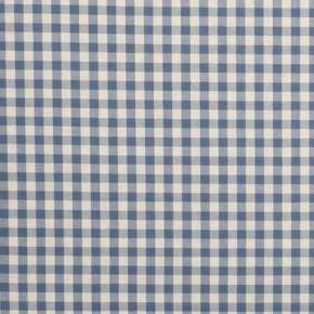 Clarke and Clarke Glenmore Loch Denim Curtain Fabric