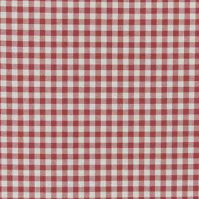 Clarke and Clarke Glenmore Loch Red Curtain Fabric