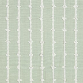 Marina Loops  Leaf Roman Blind