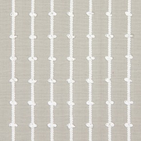 Marina Loops  Linen Curtain Fabric