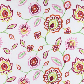 Sumatra Lovina Tropical Curtain Fabric