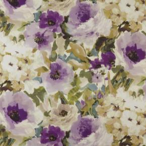 Prestigious Textiles Iona Lucido Orchid Curtain Fabric