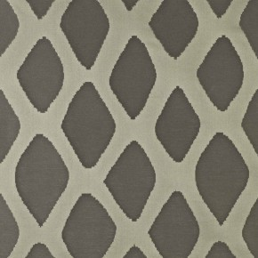 Eclipse Luna Pewter Curtain Fabric