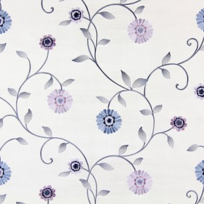 Prestigious Textiles Lago Maggiore Porcelain Made to Measure Curtains