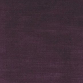Clarke and Clarke Majestic Velvet Blueberry Curtain Fabric