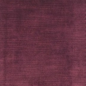 Clarke and Clarke Majestic Velvet Cassis Curtain Fabric