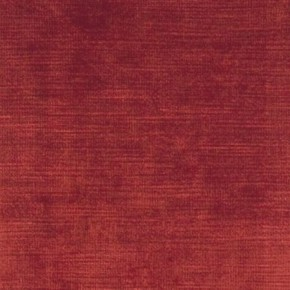Clarke and Clarke Majestic Velvet Cherry Roman Blind