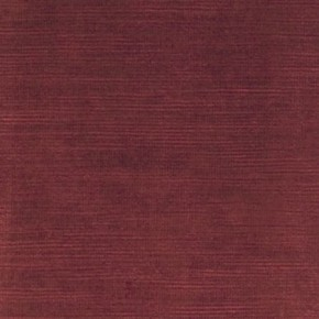 Clarke and Clarke Majestic Velvet Claret Curtain Fabric