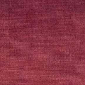 Clarke and Clarke Majestic Velvet Garnet Curtain Fabric