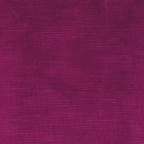 Clarke and Clarke Majestic Velvet Magenta Curtain Fabric