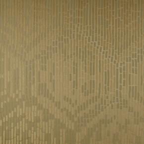 Prestigious Clarke Cosmopolitan Malacassa Avocado Curtain Fabric