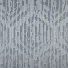 Prestigious Clarke Cosmopolitan Malacassa Azure Curtain Fabric