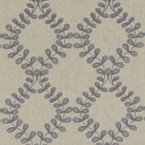 Clarke and Clarke Richmond Malham Smoke Curtain Fabric