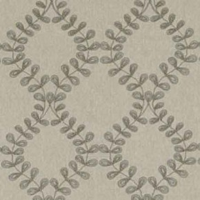 Clarke and Clarke Richmond Malham Taupe Curtain Fabric