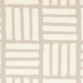 Clarke and Clarke Astrid Malva Natural Curtain Fabric