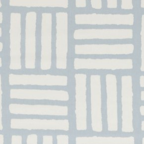 Clarke and Clarke Astrid Malva Sky Curtain Fabric