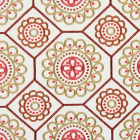 Sumatra Mambo Tabasco Curtain Fabric