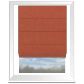 Clarke and Clarke Altea Mandarin Roman Blind
