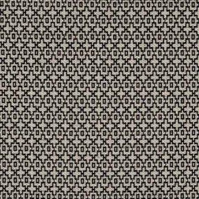 Clarke and Clarke Latour Mansour Charcoal Made to Measure Curtains