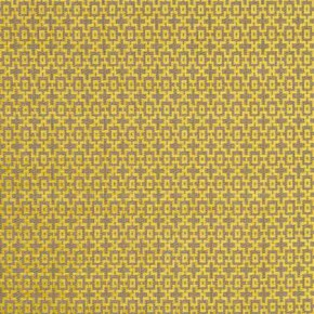 Clarke and Clarke Latour Mansour Citrus Curtain Fabric