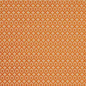 Clarke and Clarke Latour Mansour Spice Curtain Fabric