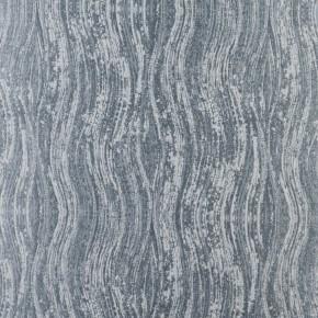 Prestigious Clarke Cosmopolitan Marble Azure Curtain Fabric