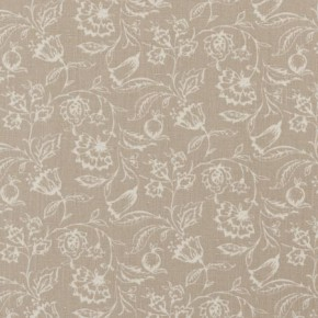 Clarke and Clarke Clarisse Marie Linen Curtain Fabric