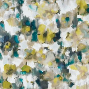 Studio G Palmero Marissa Chartreuse Curtain Fabric