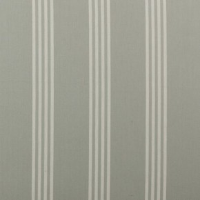 Clarke and Clarke Ticking Stripes Marlow Duckegg Curtain Fabric