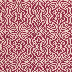 Clarke and Clarke Salon Maroc Claret Made to Measure Curtains